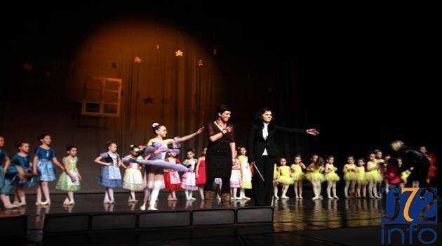 Prva baletna predstava u Zenici