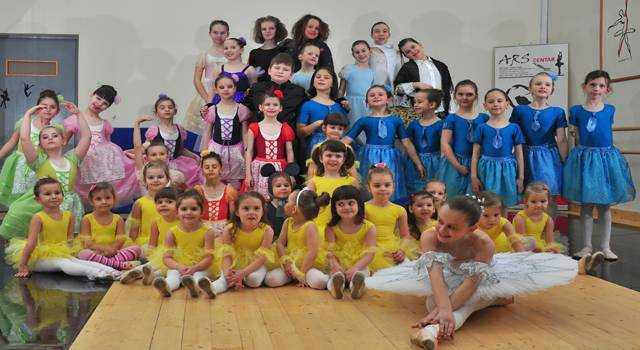 Prva zenicka baletna predstava