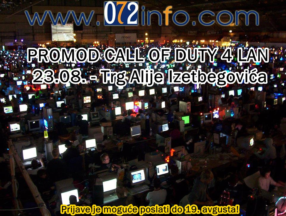 PROMOD CALL OF DUTY 4 LAN