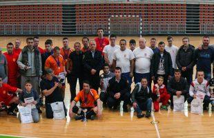 Uspješno realiziran 11. Međunarodni malonogometni turnir vatrogasaca 'Zenica 2016'